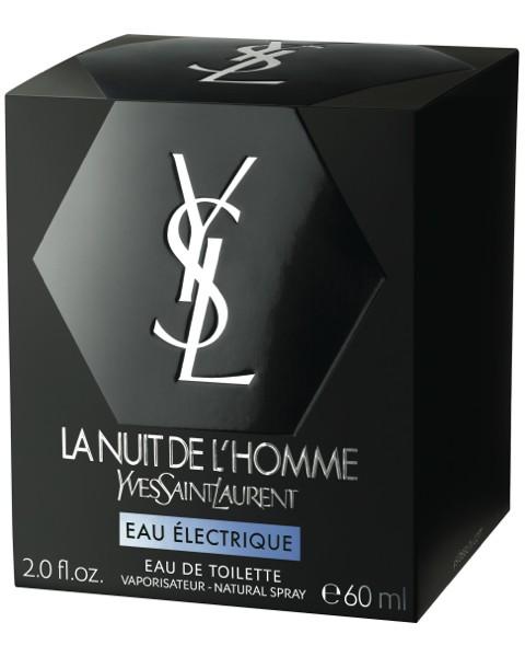 La Nuit De L'Homme Eau Électrique EdT Spray