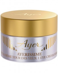Ayerissime Eye Cream Formula