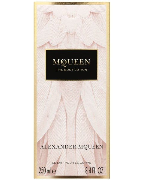 McQueen The Body Lotion