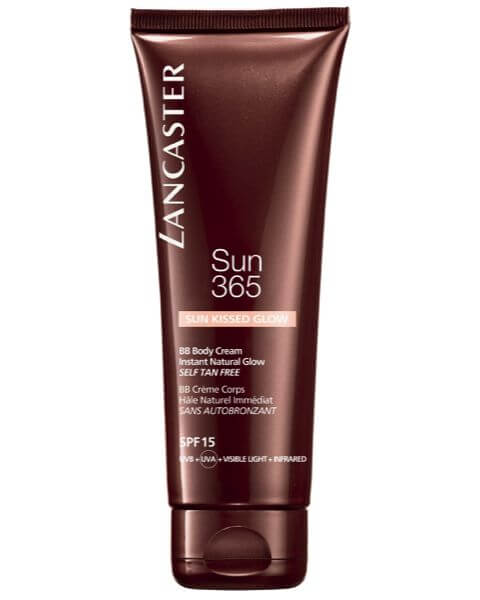 Sun Beauty Face BB Body Cream Instant Natural Glow SPF 15