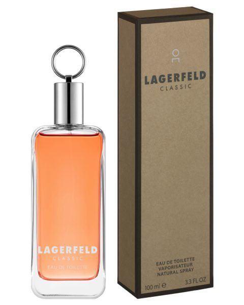 Lagerfeld Classic Eau de Toilette Spray