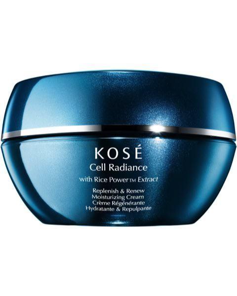 Cell Radiance Replenish & Renew Moisturizing Cream