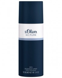 So Pure Men Deodorant Spray
