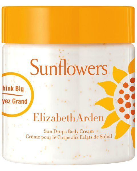 Sunflowers Sun Drops Body Cream