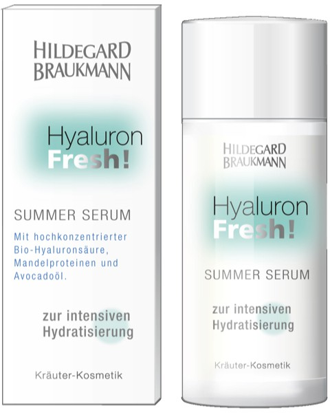 Limitierte Editionen Hyaluron Fresh! Summer Serum