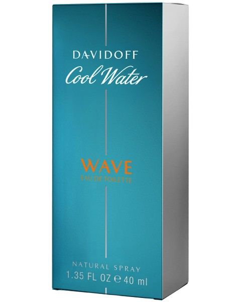 Cool Water Wave Eau de Toilette Spray