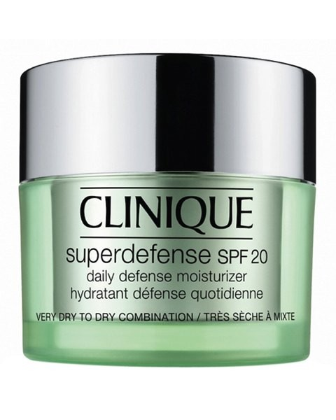 Feuchtigkeitspflege Superdefense SPF 20 Daily Defense Moisturizer Very Dry-Dry Combination Skin Typ