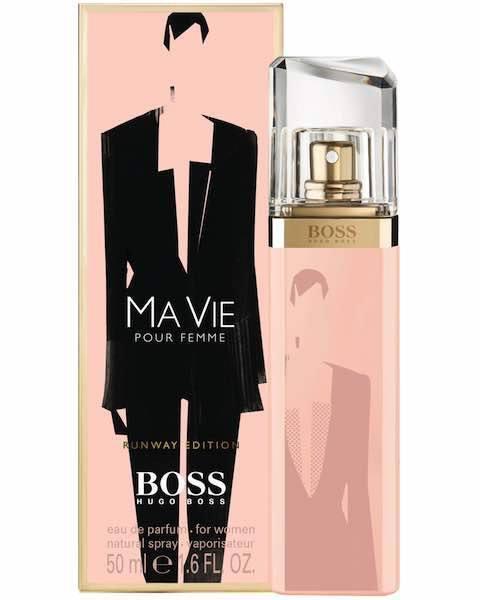 Boss Ma Vie pour Femme EdP Spray Runway Edition