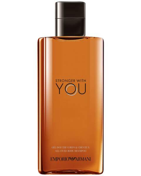 Emporio Stronger with YOU All Over Body Shampoo