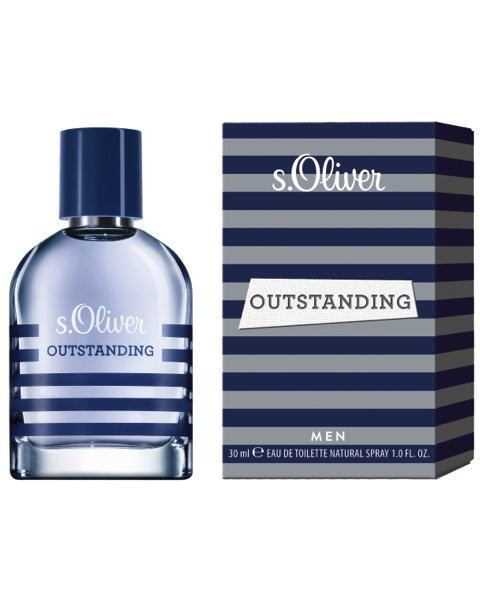 Outstanding Men Eau de Toilette Spray
