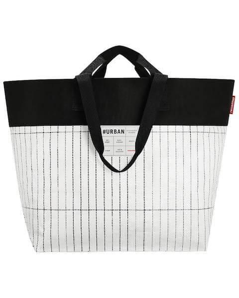 Shopping Urban Bag Tokyo black & white