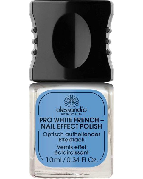 Professional Manicure Pro White French