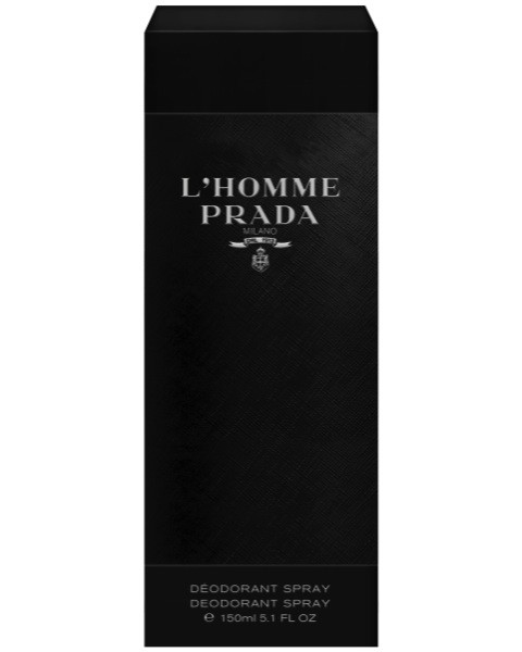 L'Homme Deodorant Spray