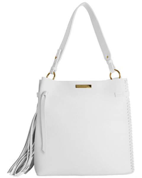 Handtaschen Florrie Day Bag White