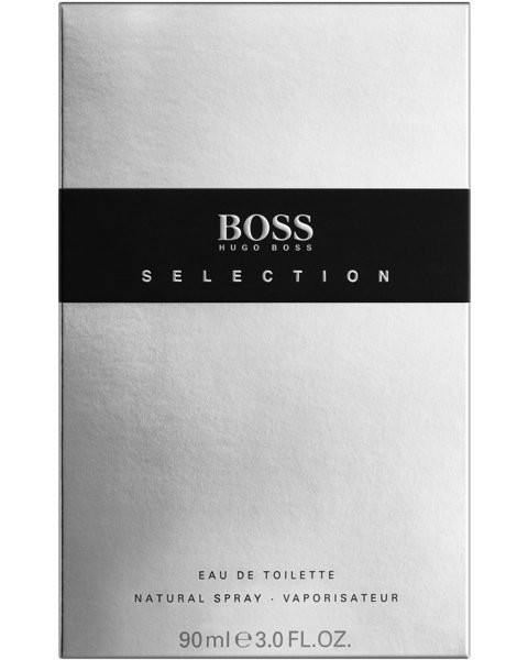 Boss Selection Eau de Toilette Spray