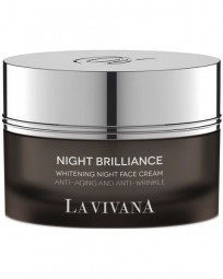 Night Brilliance Whitening Night Face Cream