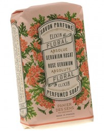 Rosengeranie Rose Geranium Perfumed Soap
