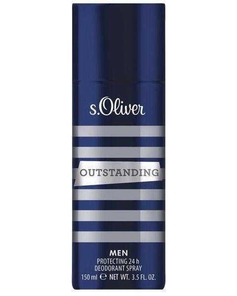 Outstanding Men Deodorant Spray