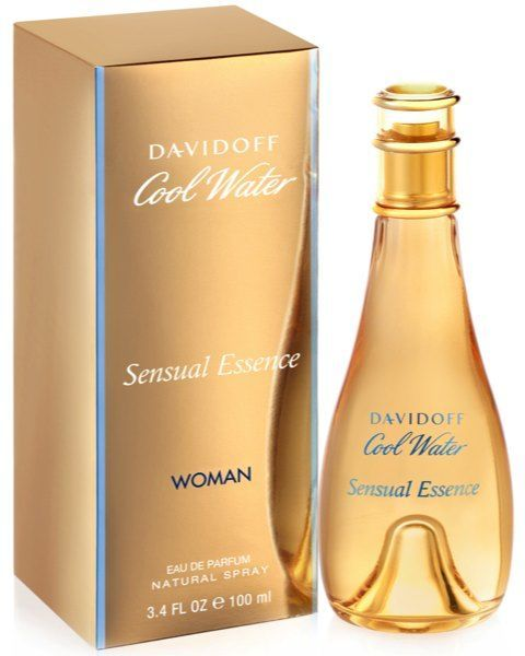Cool Water Woman Sensual Essence