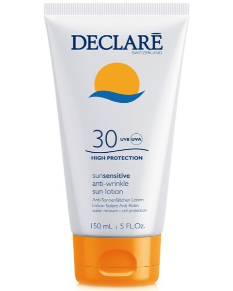 Sun Sensitive Anti-Wrinkle Sun Lotion SPF30