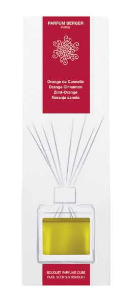 Parfumbouquets Cube Orange de Cannelle