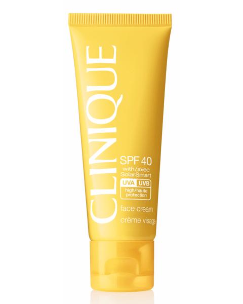 Sonnenpflege SPF 40 Face Cream Typ 1,2,3,4