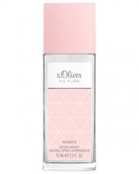 So Pure Women Deodorant Spray