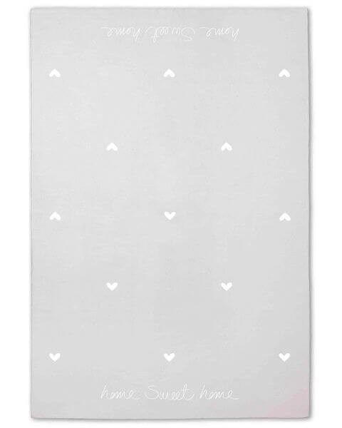Wohnaccessoires Home Sweet Home Blanket