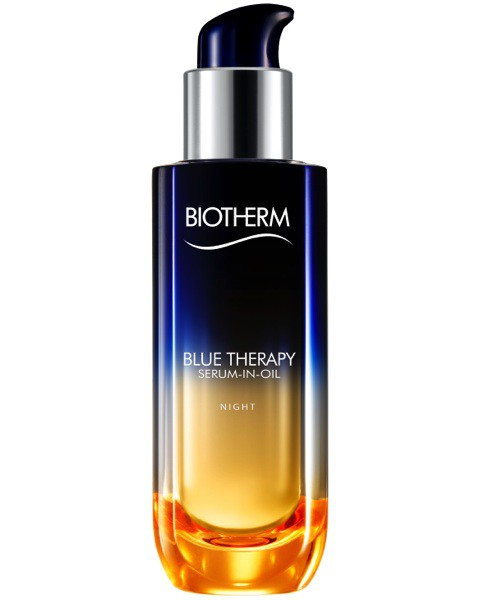 Blue Therapy Serum-in-Oil Night