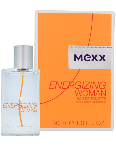 Energizing Woman Eau de Toilette Spray