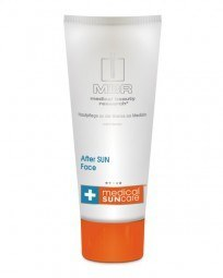 Medical Sun Care After Sun Face
