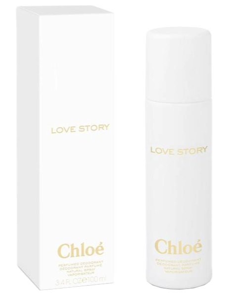 Love Story Deodorant Spray