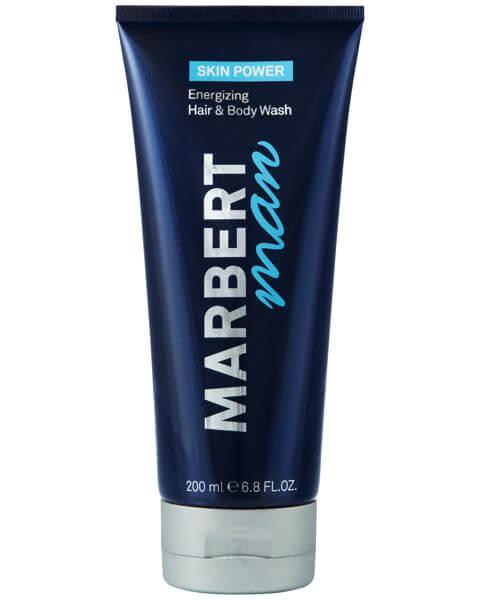 Man Skin Power Hair & Body Wash