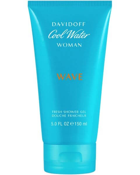 Cool Water Woman Wave Shower Gel