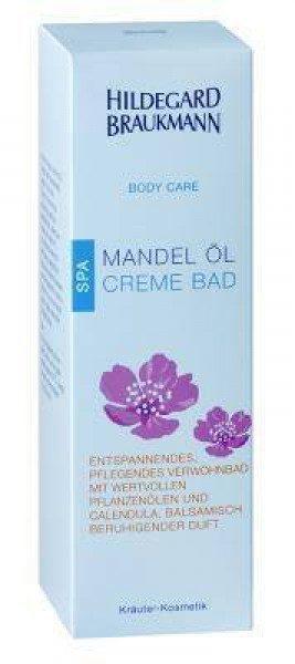 Body Care Mandel Öl Creme Bad