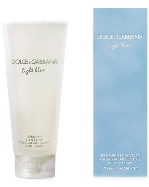 Light Blue Body Creme