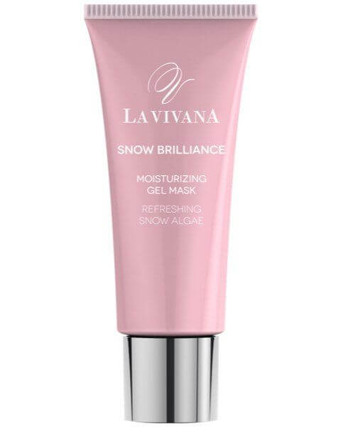 Snow Brilliance Moisturizing Gel Mask