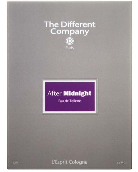 After Midnight EdT Refillable Spray