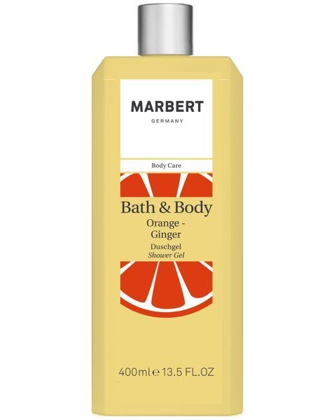 Bath & Body Orange-Ingwer Shower Gel