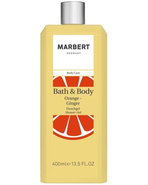 Bath & Body Orange-Ingwer Shower Gel