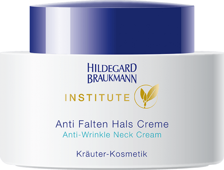 Institute Anti Falten Halscreme