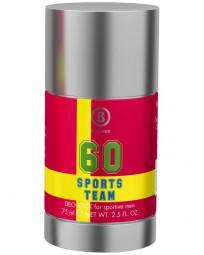 60 Sports Team Deodorant Stick