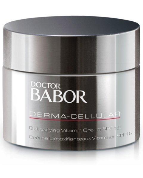 Derma Cellular Detoxifying Vitamin Cream SPF 15