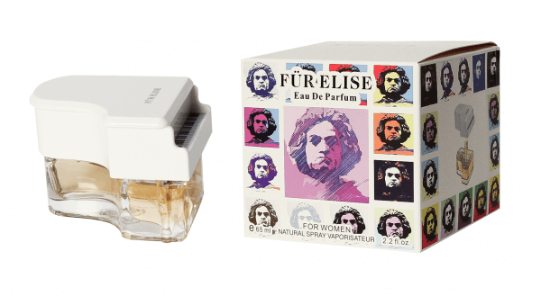 Parfum.de by Rüdell Für Elise Eau de Parfum