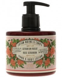 Rosengeranie Rose Geranium Hand & Body Lotion