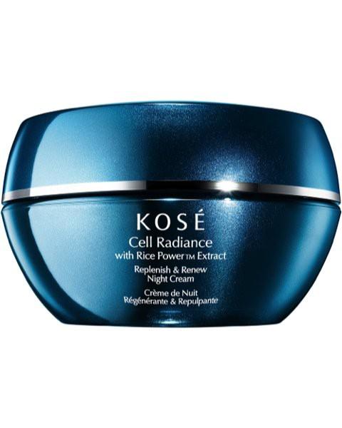 Cell Radiance Replenish & Renew Night Cream