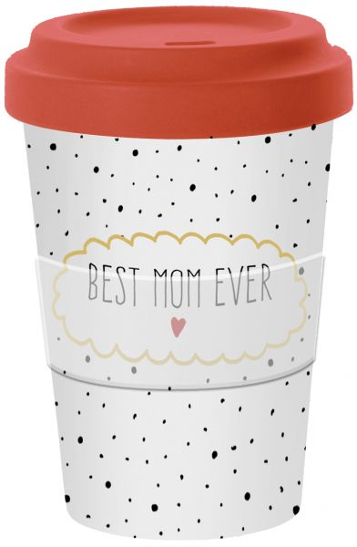 Wohndekoartikel Travel Mug Best Mom Ever