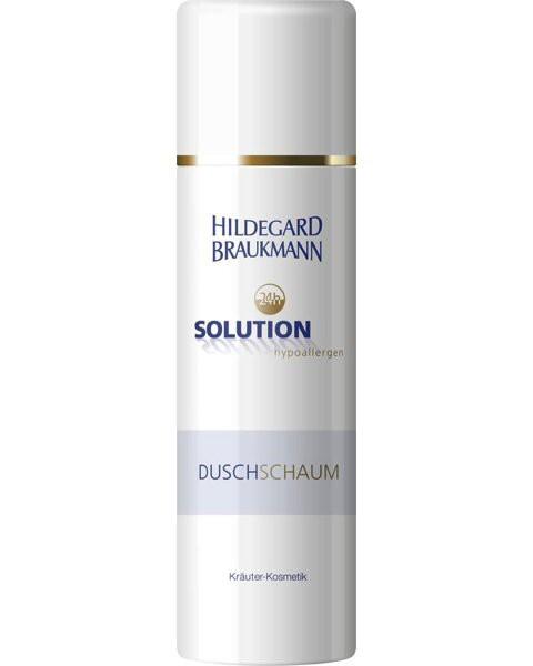 24h Solution Dusch Schaum