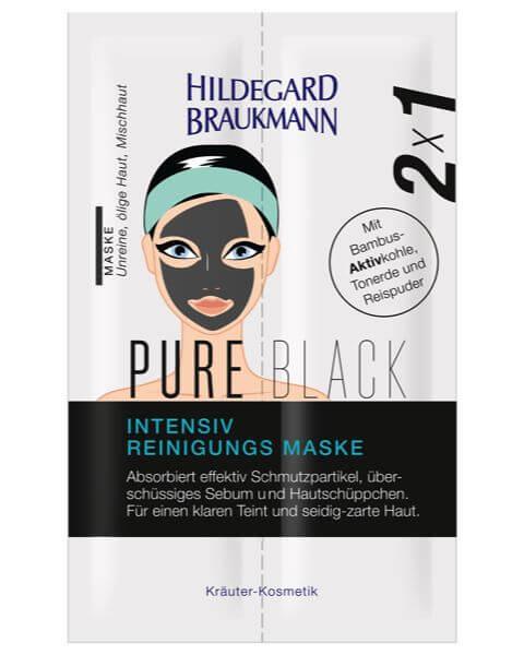 Limitierte Editionen Pure Black Intensiv Reinigungsmaske