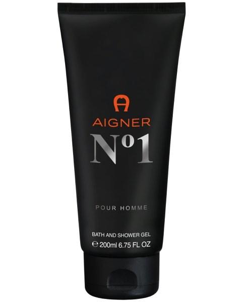 No. 1 Bath and Shower Gel